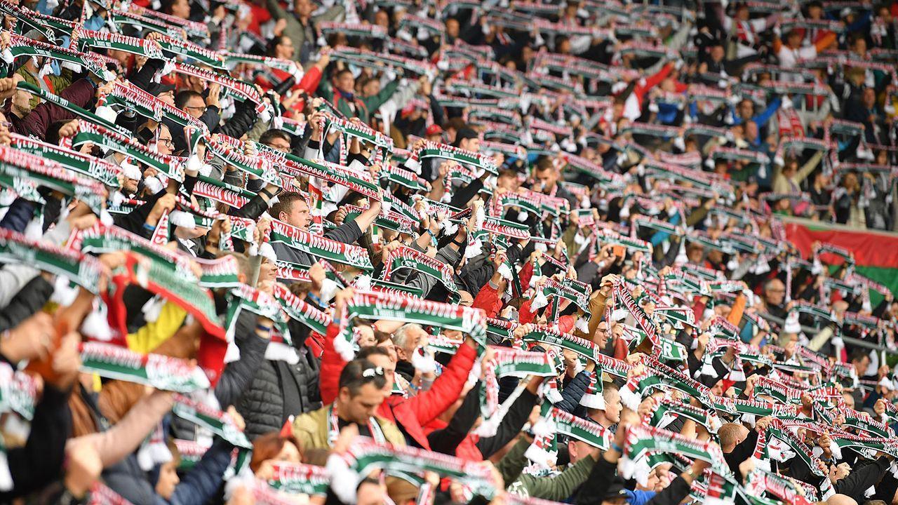 Platz 8: FC Augsburg (WWK Arena) - Bildquelle: 2018 Getty Images