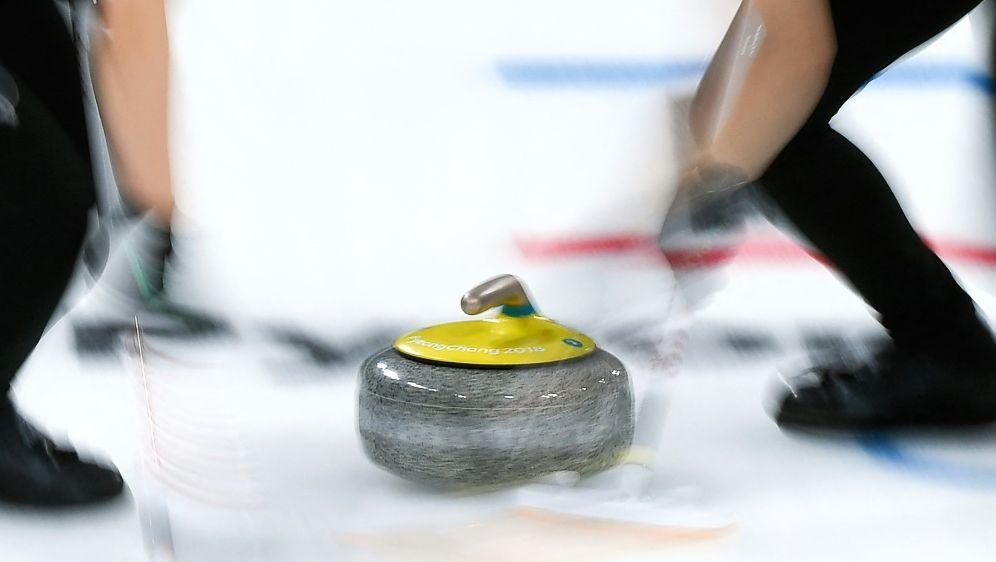 Curling-WM: Die deutschen Curler feiern ihren 2. Sieg - Bildquelle: AFPSIDWANG ZHAO