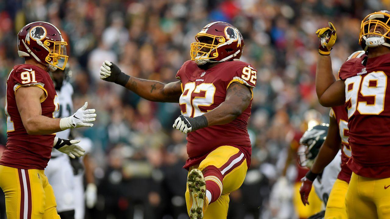 Platz 8 (geteilt): Washington Redskins - 23 Siege - Bildquelle: Getty Images