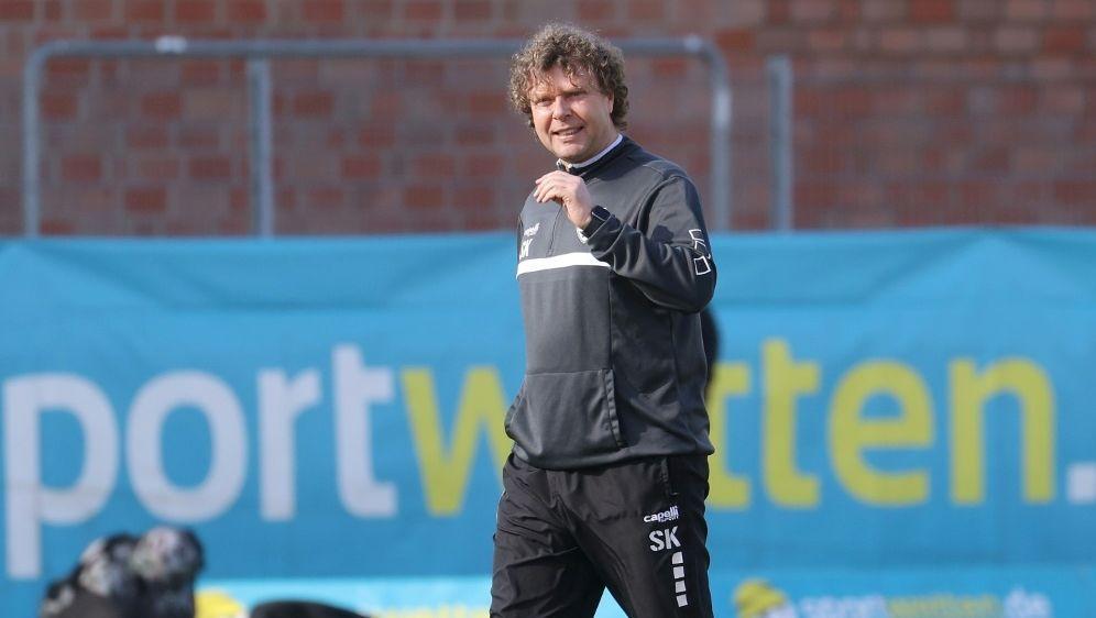Uerdingen trennt sich von Trainer Stefan Krämer - Bildquelle: FIROFIROSID