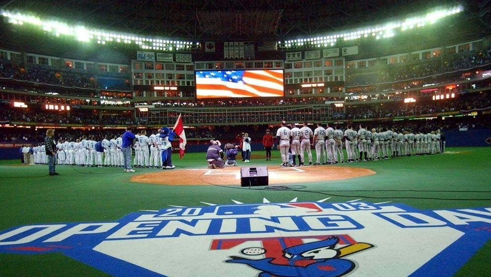 DAZN zeigt ab 1. April täglich ein Spiel der MLB - Bildquelle: AFPSIDJ.P. MOCZULSKI