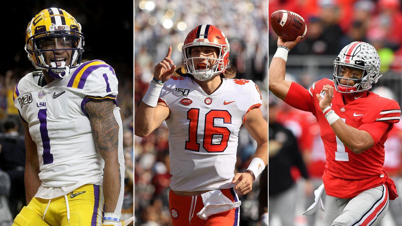 Talent pur! Die besten Spieler der Draft-Klasse 2021 - Bildquelle: Getty Images