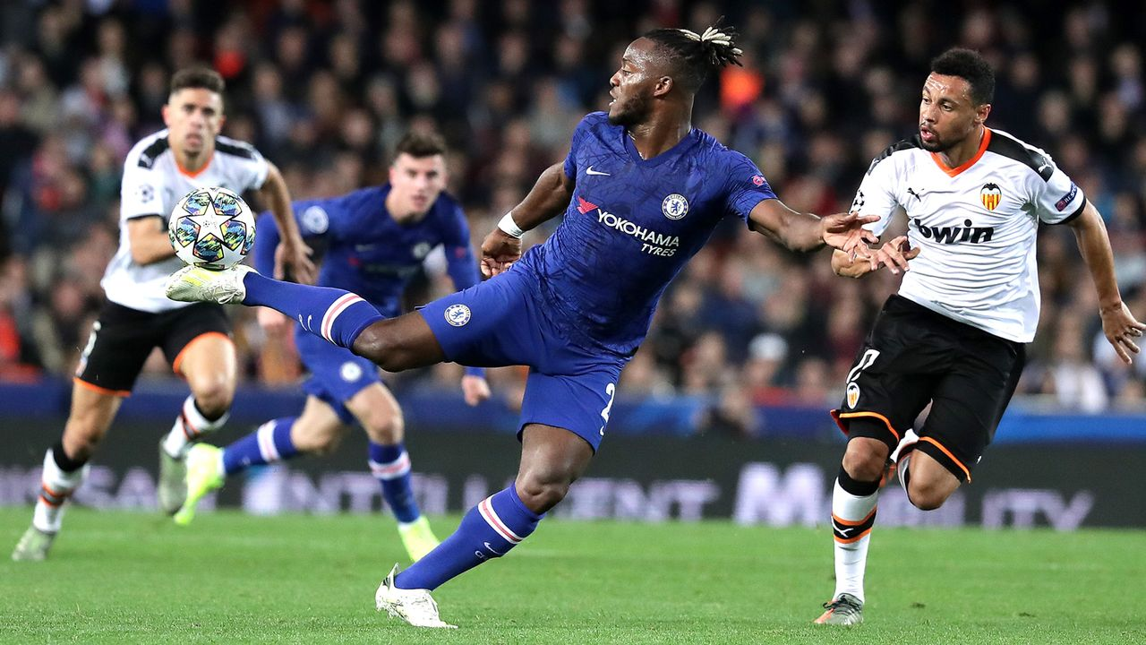 Platz 10: Michy Batshuayi - Bildquelle: 2019 Getty Images