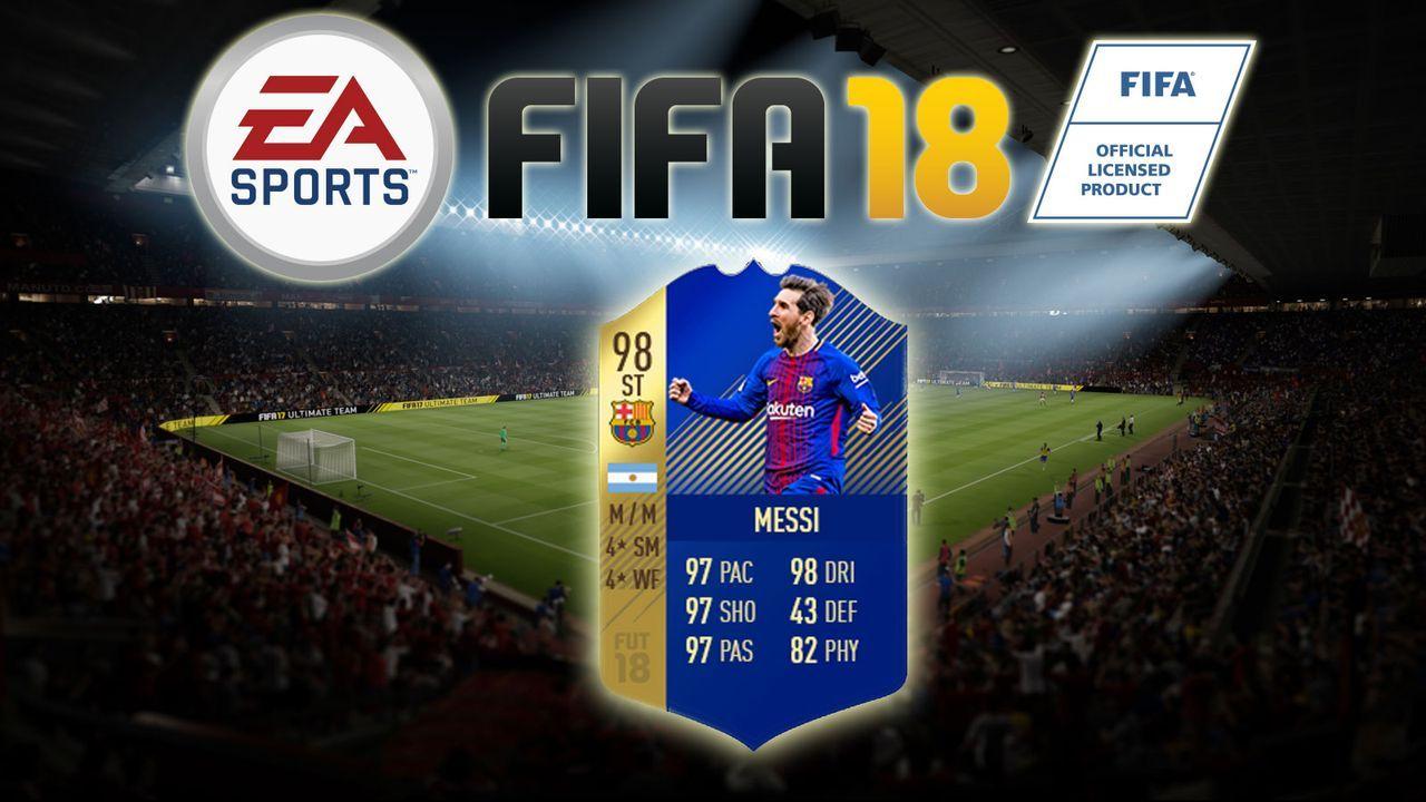 Lionel Messi - Bildquelle: EA Sports