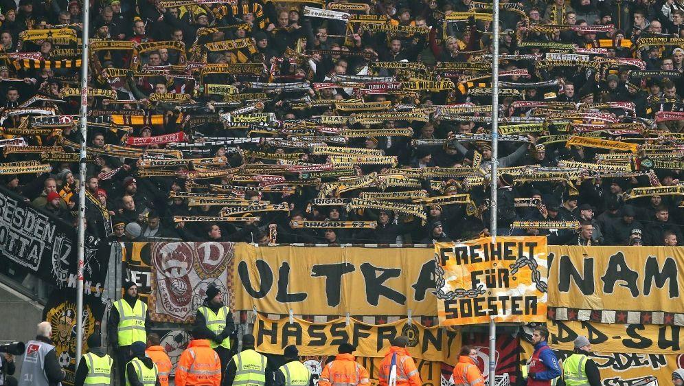 Dynamo Dresden erhielt eine Geldstrafe - Bildquelle: FIROFIROSID