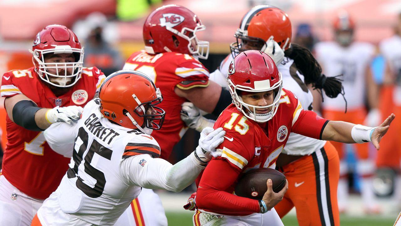 Cleveland Browns at Kansas City Chiefs - Bildquelle: Getty Images
