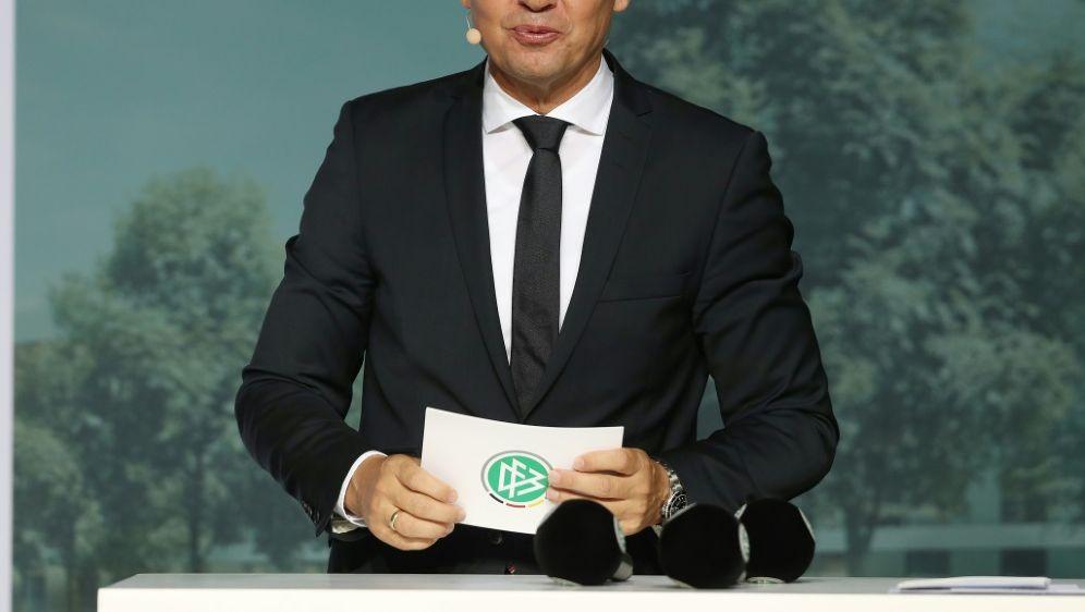 Medienchef Ralf Köttker und der DFB trennen sich - Bildquelle: FIROFIROSID