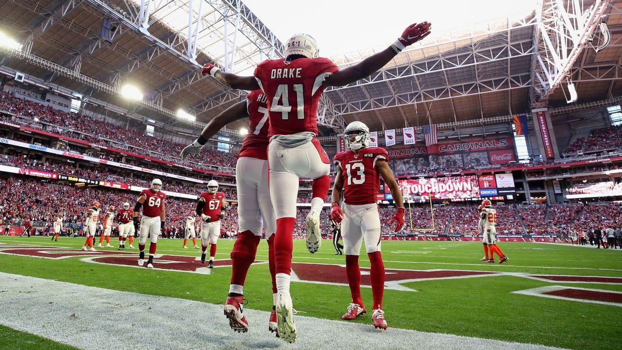 Gewinner: Arizona Cardinals - Bildquelle: 2019 Getty Images
