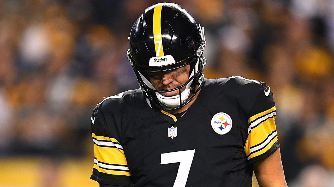 Verlierer: Pittsburgh Steelers - Bildquelle: 2018 Getty Images