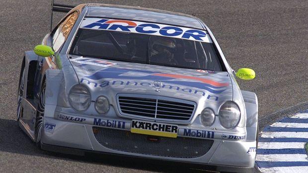 Audi, Mercedes, BMW: Alle DTM-Meisterautos seit 2000 - Bildquelle: imago sportfotodienst