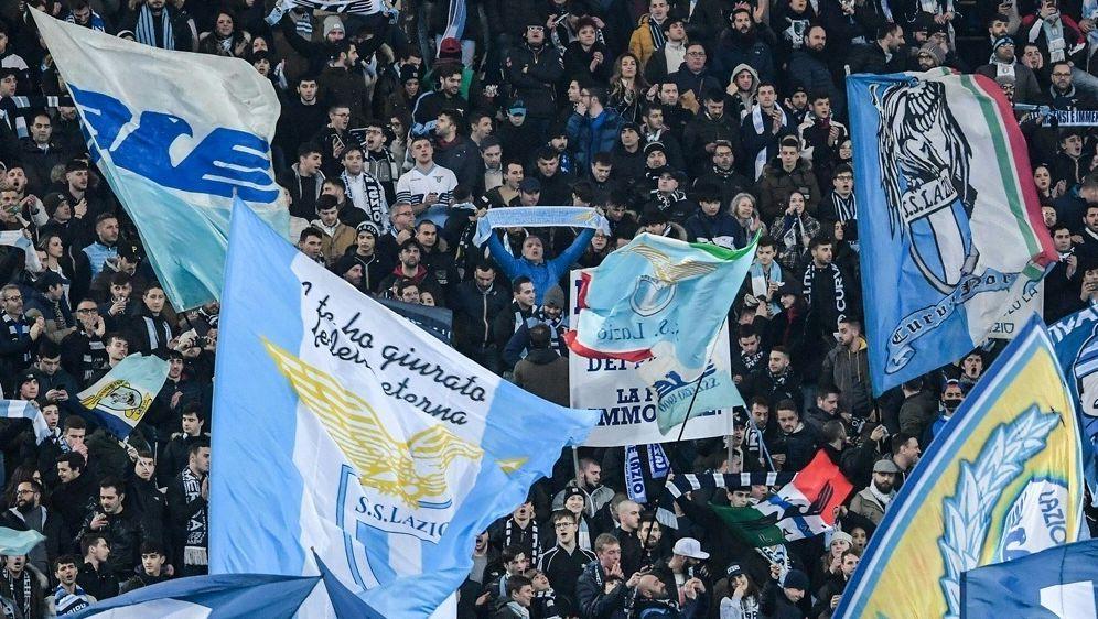 Europa League: Teile der Nordkurve bleiben geschlossen - Bildquelle: AFPSIDTIZIANA FABI
