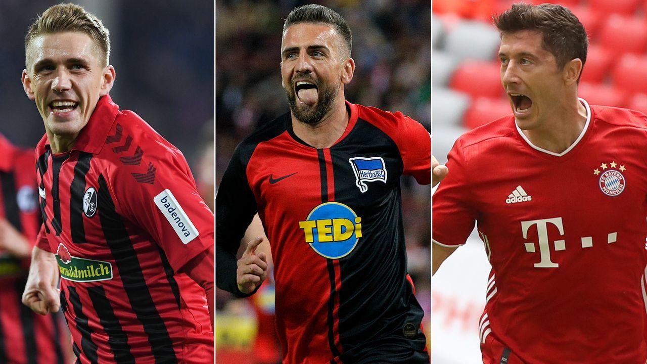 Top Torschützen Bundesliga