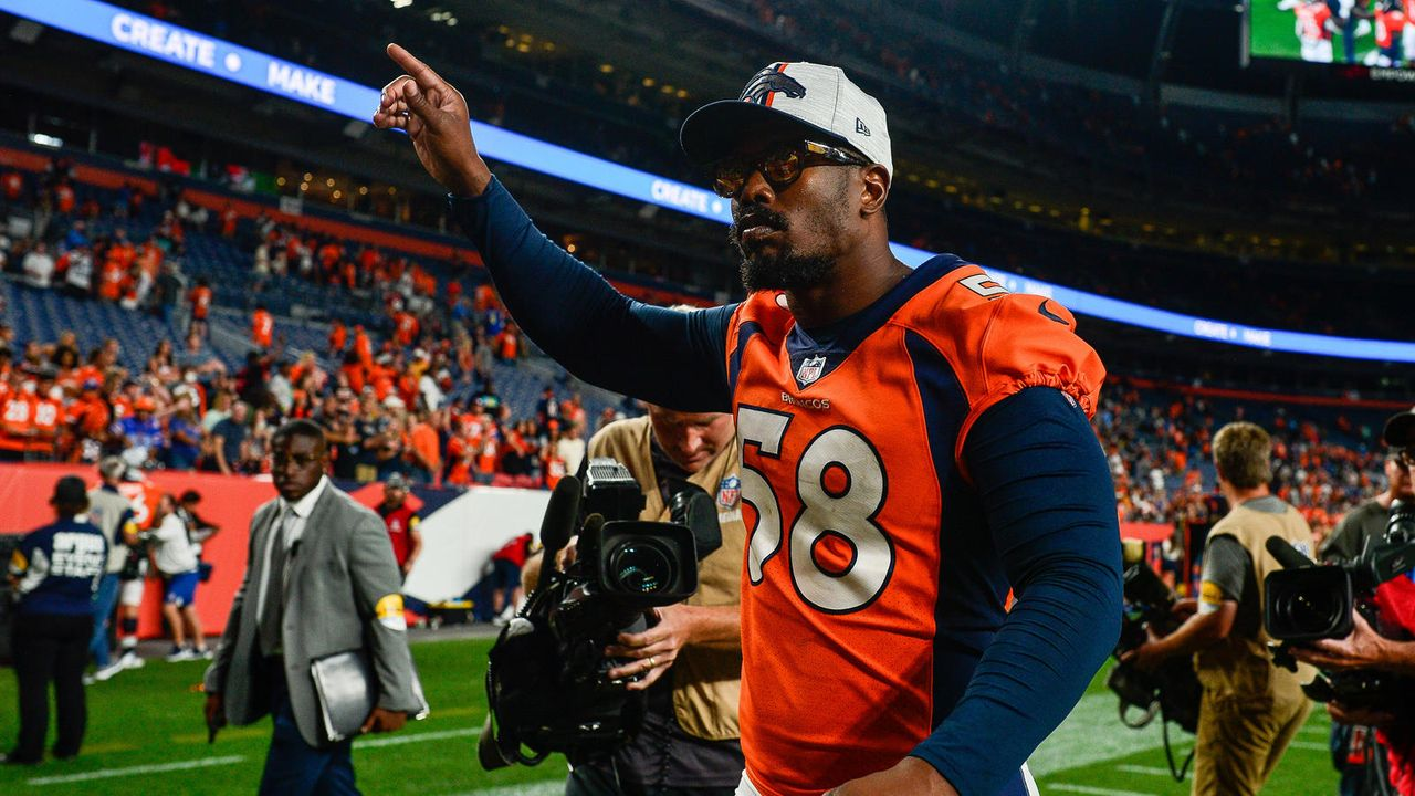 Denver Broncos - Bildquelle: 2021 Getty Images