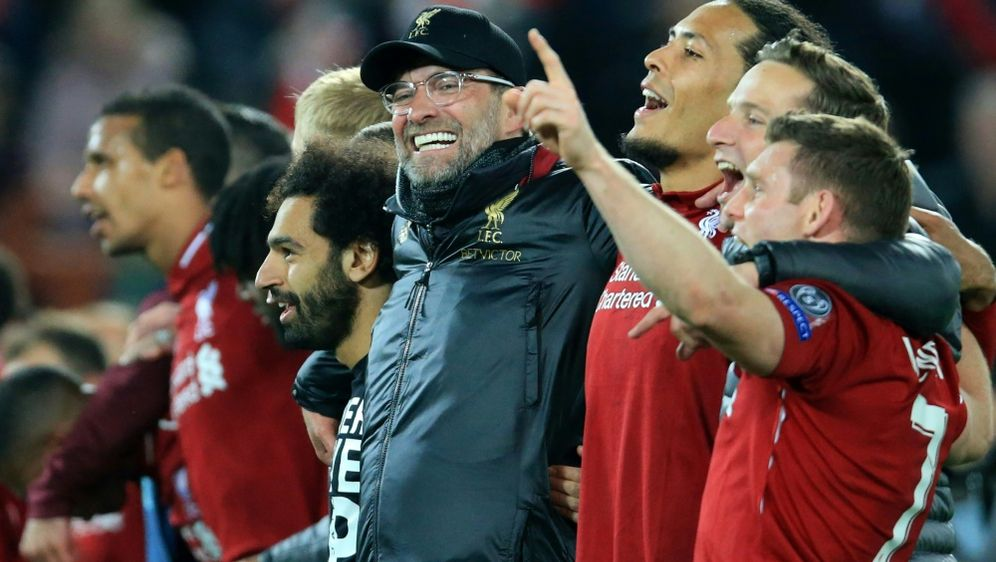 Internationale Presse feiert Klopp und den FC Liverpool - Bildquelle: PIXATHLONPIXATHLONSID