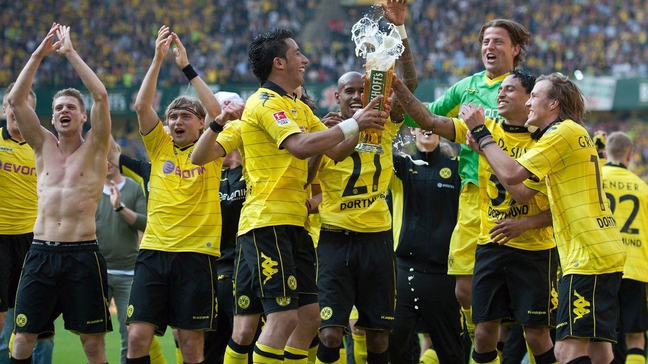 Das wurde aus Dortmunds Meister-Helden von 2011 - Bildquelle: imago sportfotodienst