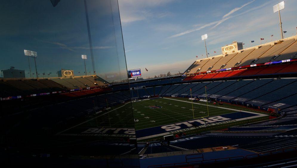 Derzeit spielen die Buffalo Bills im Highmark Stadium. - Bildquelle: Getty