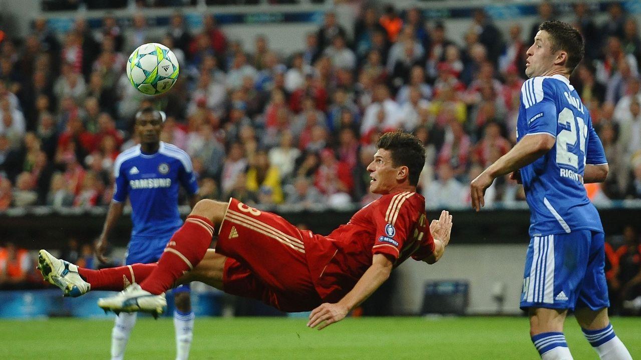Mario Gomez - Bildquelle: 2012 Getty Images