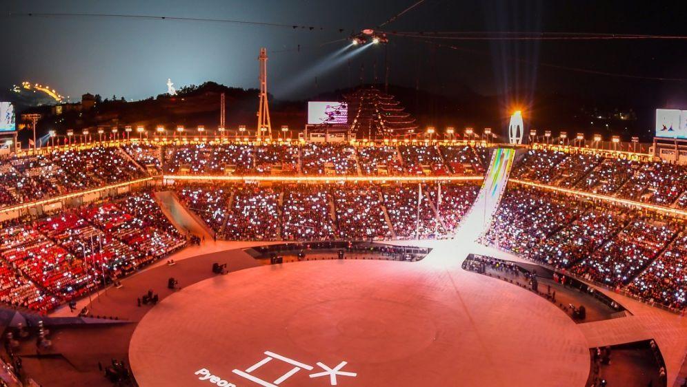 Auch die Olympischen Winterspiele 2018 waren betroffen - Bildquelle: AFPSIDFRANCOIS-XAVIER MARIT