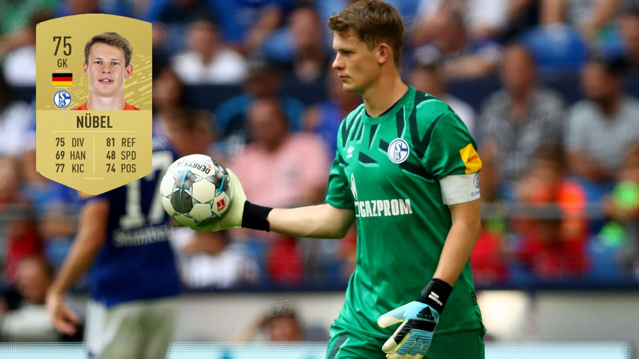 7. Alexander Nübel - FC Schalke 04 - Bildquelle: 2019 Getty Images