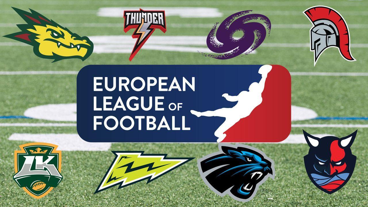 European League of Football: 8 Teams im ran-Check - Bildquelle: imago images/R.Seidel Imagery