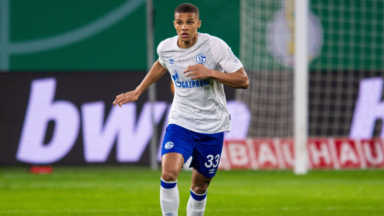 Abwehr: Malick Thiaw (Schalke 04) - Bildquelle: Imago