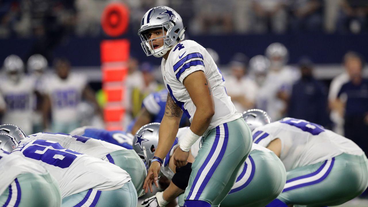 Dallas Cowboys: 11 Siege (2016) - Bildquelle: 2016 Getty Images