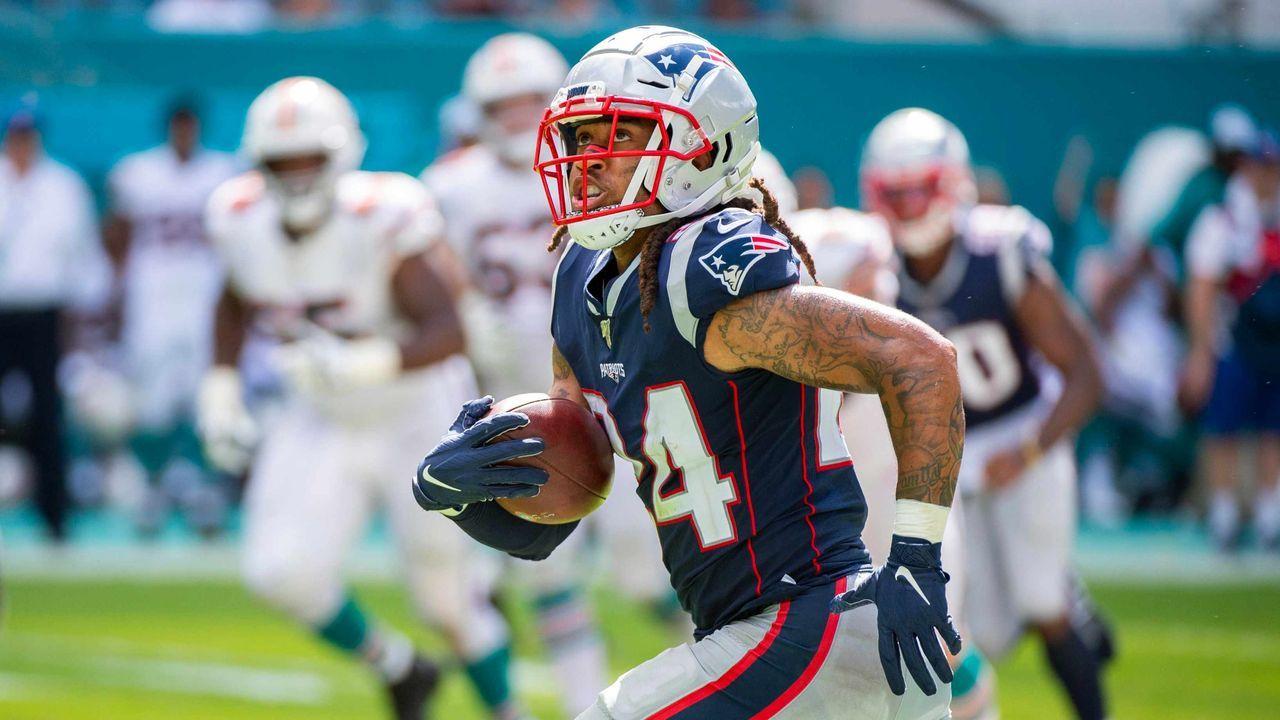 Platz 1: Stephen Gilmore (New England Patriots) - Bildquelle: imago
