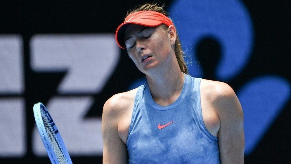 Schulterprobleme: Scharapowa verpasst die French Open - Bildquelle: AFPSIDSAEED KHAN