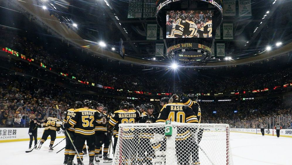 Spiel eins geht an die Boston Bruins - Bildquelle: GETTY AFPSIDPatrick Smith