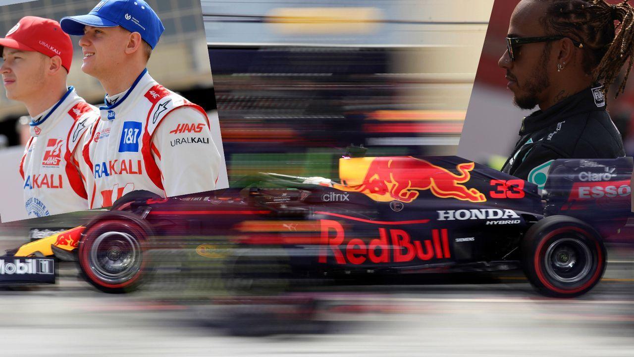 Formel 1: Die Gewinner und Verlierer der Bahrain-Tests - Bildquelle: imago images/Motorsport Images
