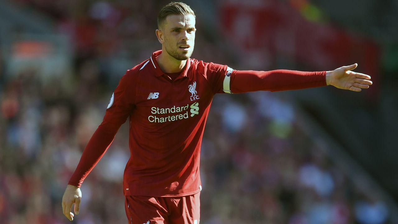 Mittelfeld - Jordan Henderson (FC Liverpool) - Bildquelle: 2019 Getty Images