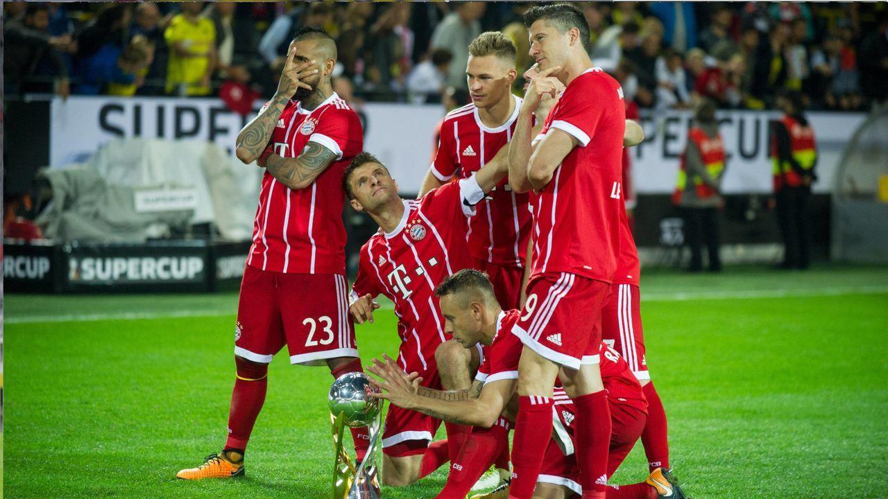 2017: Borussia Dortmund - FC Bayern München 6:7 n.E. - Bildquelle: Imago Images