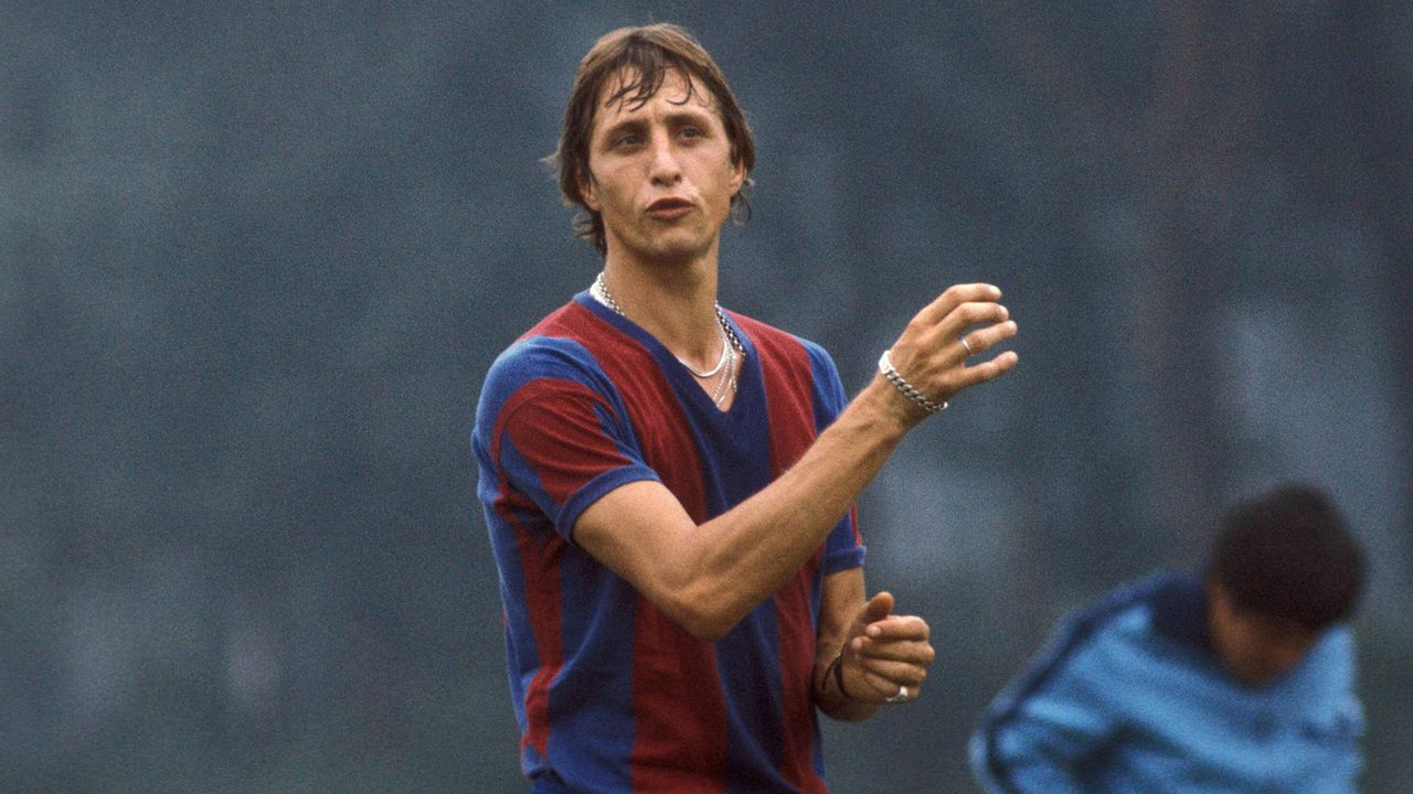 Johan Cruyff - Bildquelle: imago