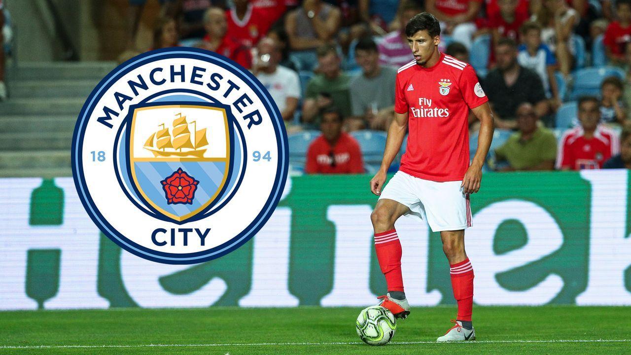 Ruben Dias (Manchester City) - Bildquelle: Getty Images