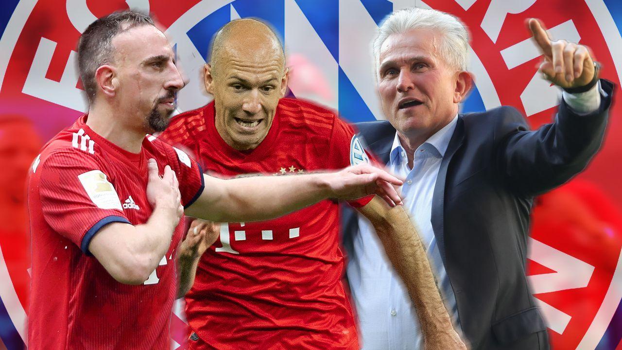 Die Bayern-Elf des Jahrzehnts - Bildquelle: Getty