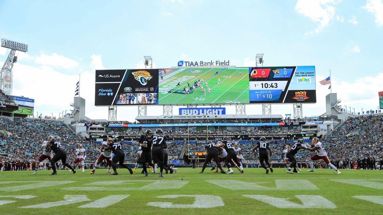 17. Jacksonville Jaguars - Bildquelle: 2018 Getty Images