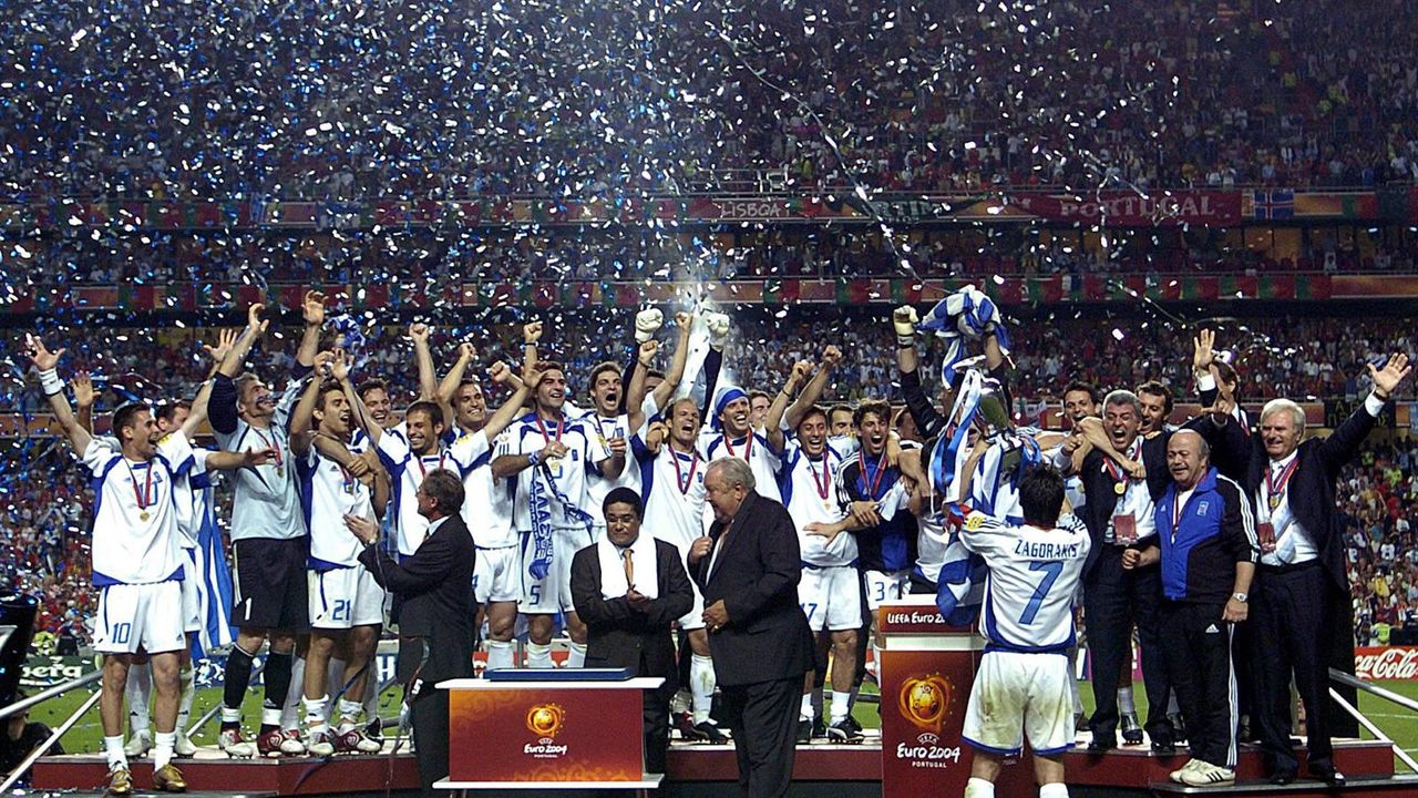 Platz 10: Griechenland (eine Final-Teilnahme) - Bildquelle: imago
