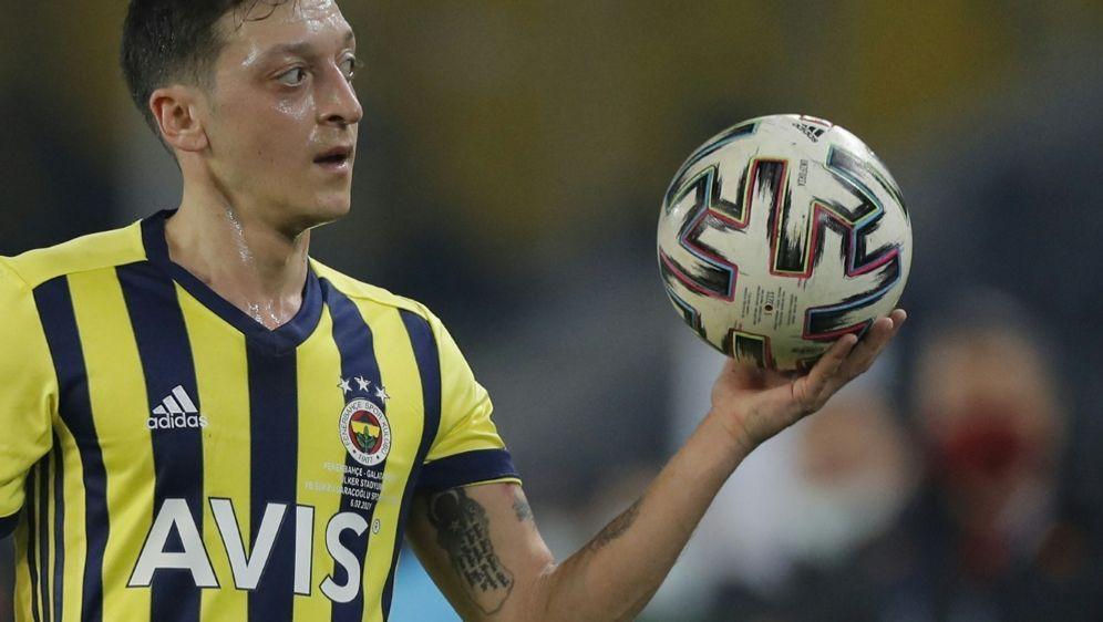 Mesut Özil will der Region Antalya helfen - Bildquelle: AFPPOOLSIDKENAN ASYALI