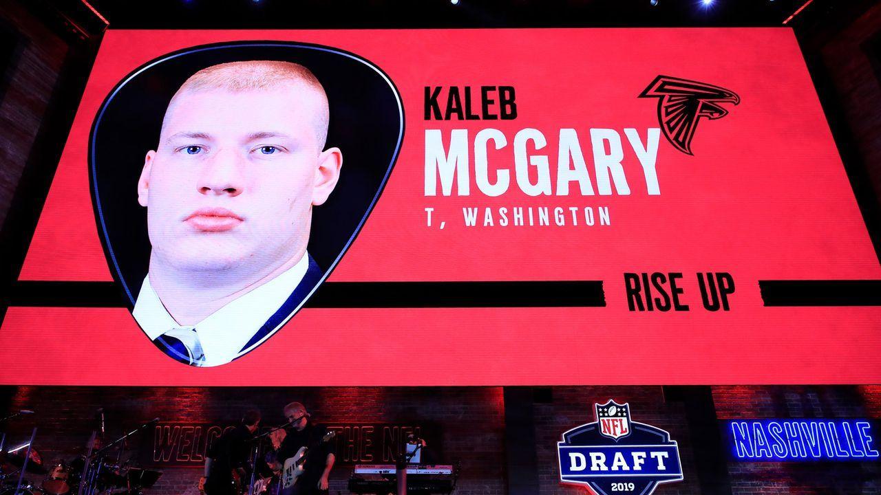 Draft Pick 31: Atlanta Falcons (durch Trade mit Los Angeles Rams) - Bildquelle: Getty