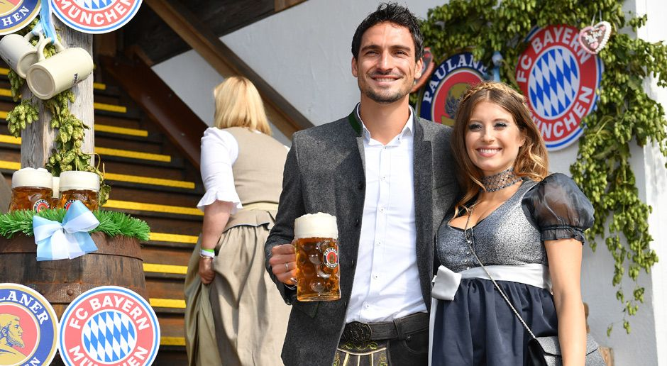 Mats Hummels - Bildquelle: 2017 Getty Images For Paulaner