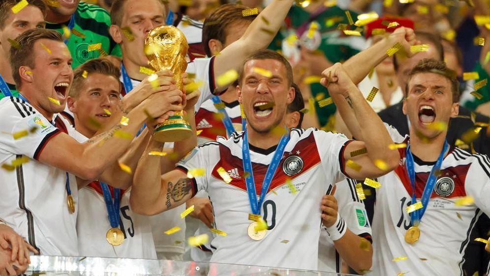 Film zeigt WM-Jubel in über 50 Ländern - Bildquelle: SID-SID-FIRO