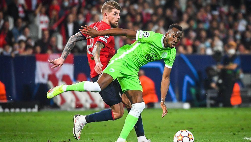 Wolfsburg erkämpft Punkt in Lille - Bildquelle: AFPSIDDENIS CHARLET