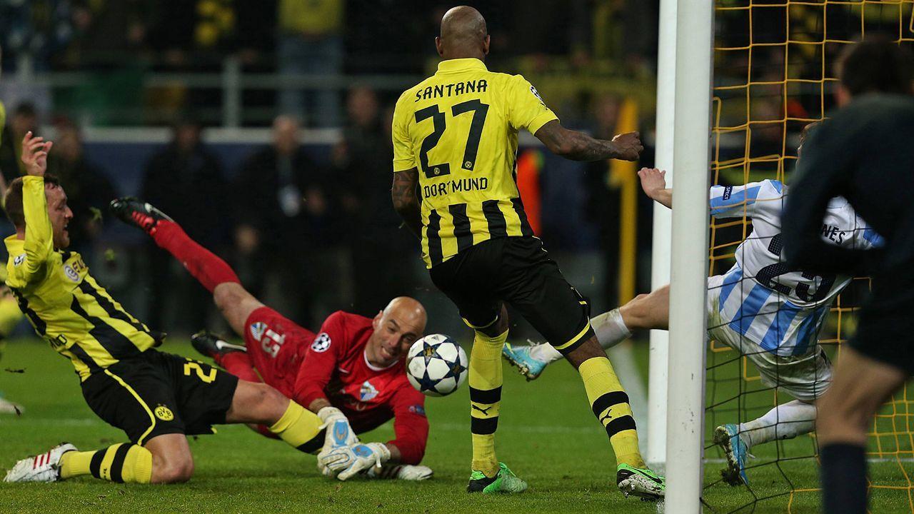 Felipe Santana (Borussia Dortmund) - Bildquelle: imago sportfotodienst
