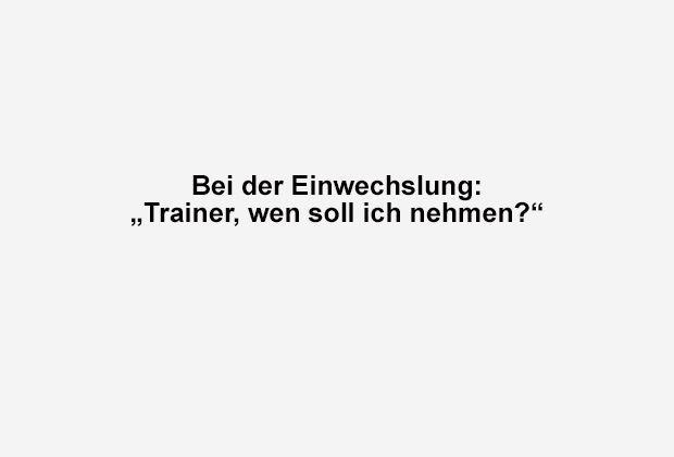 Wen soll ich nehmen - Bildquelle: ran.de