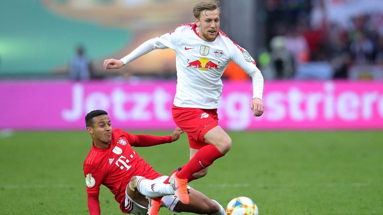 Emil Forsberg (RB Leipzig) - Bildquelle: Getty