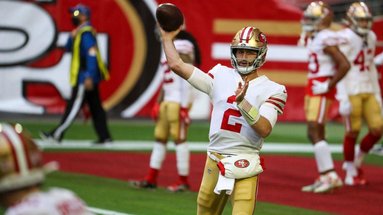 Josh Rosen (San Francisco 49ers) - Bildquelle: Imago Images