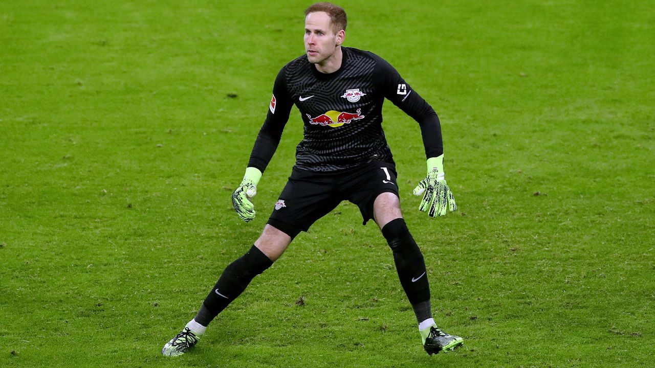 Tor: Peter Gulacsi (RB Leipzig) - Bildquelle: 2020 Getty Images
