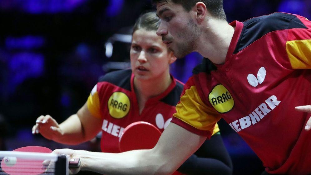 Solja (l.) und Franziska haben die Goldmedaille gewonnen - Bildquelle: AFPSIDFERENC ISZA
