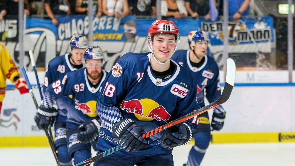 Red Bull München gewinnt 5:3 bei den Eisbären Berlin - Bildquelle: PIXATHLONPIXATHLONSID