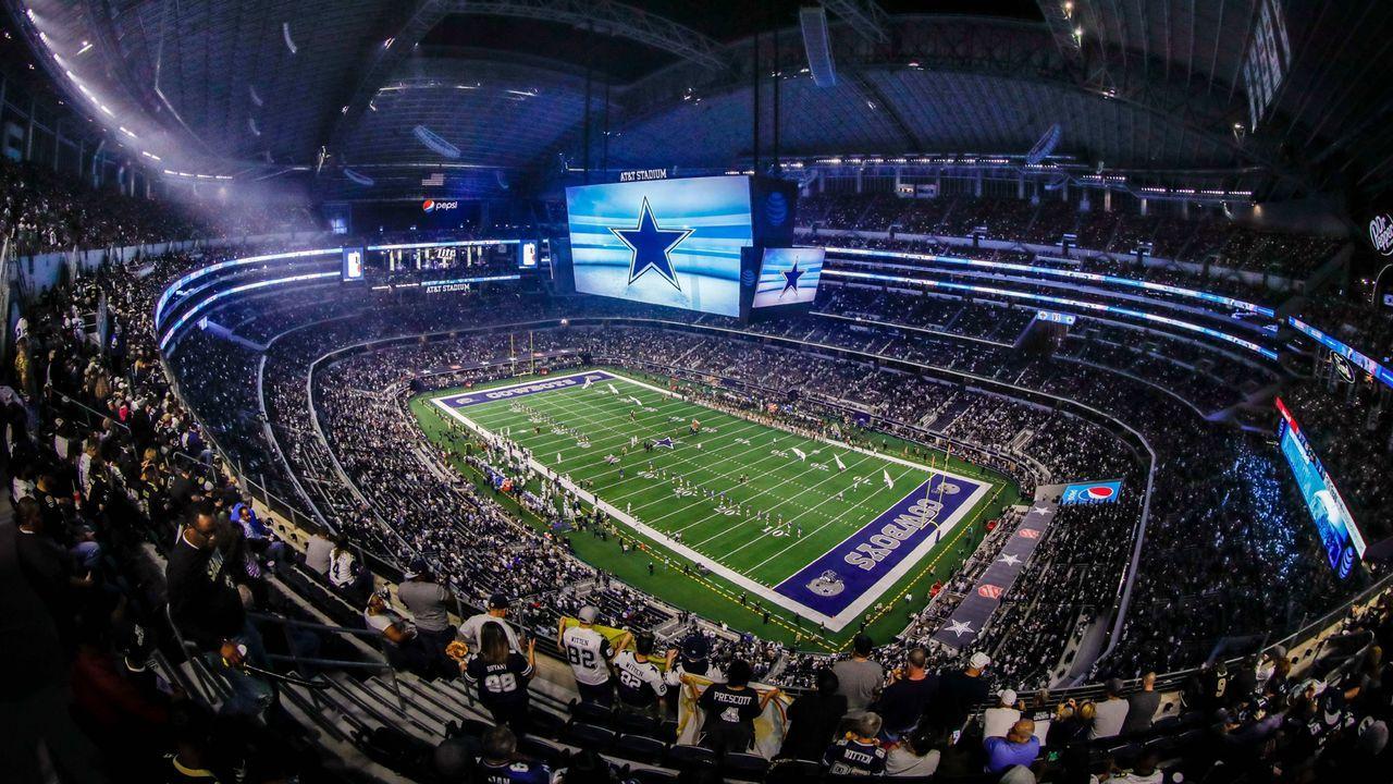 3. Dallas - Bildquelle: imago images / ZUMA Press